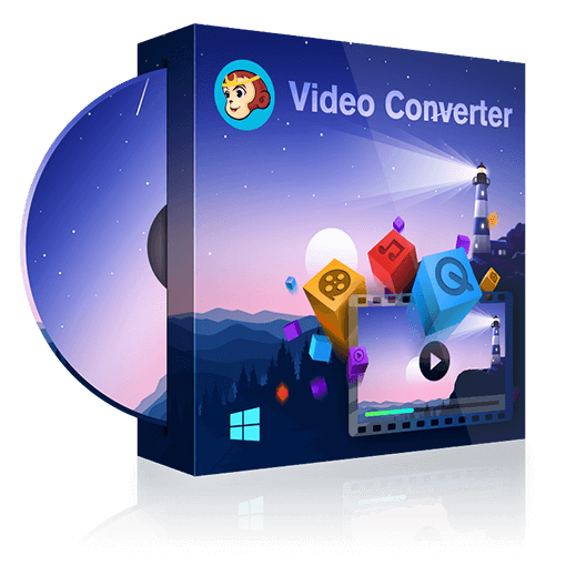 DVDFab Video Converter | Free video converter and editor
