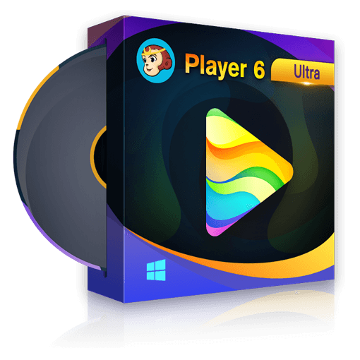 DVDFab Player 5   World's best 4K Ultra HD Blu-ray media player that